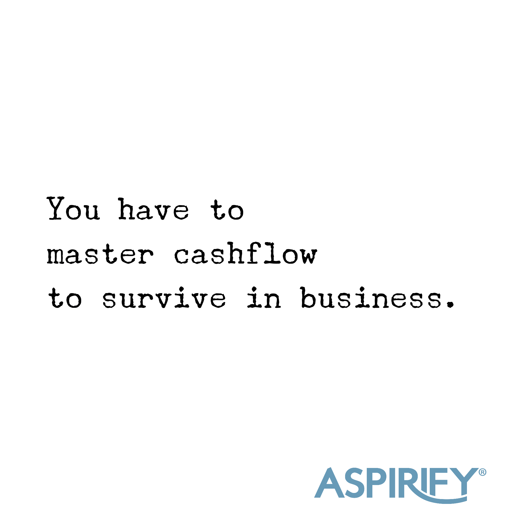 Manage Cashflow Recession